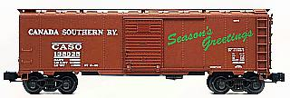 Canada Southern Railway, 2005 Season's Greetings